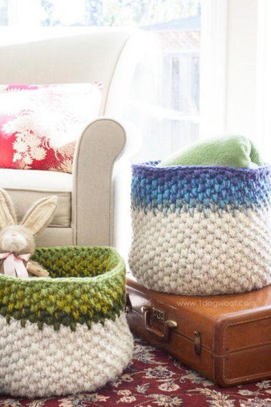 single-crochet-basket-pattern