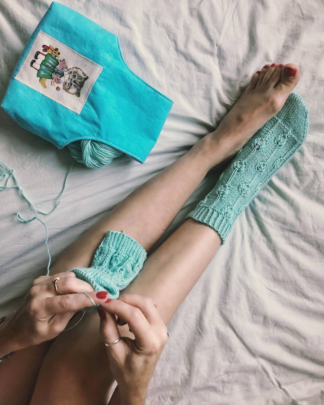 basic-toe-up-crochet-socks-pattern