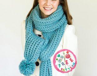 himalayan-mist-chunky-ribbed-scarf-free-crochet-pattern-2020