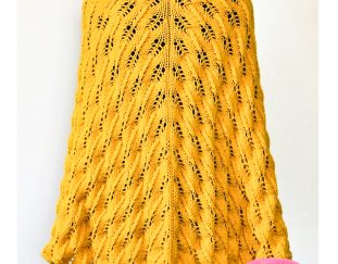 sunflower-swirls-shawl-free-knitting-pattern-2020