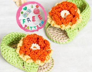 free-crochet-pattern-marigold-baby-sandals-2020