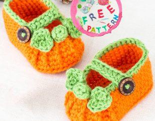 pumpkin-spice-baby-booties-free-pattern-2020