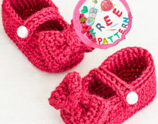free-crochet-pattern-ruby-red-mary-jane-booties