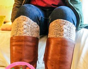 seed-stitch-cabled-boot-cuffs-free-pattern-2020