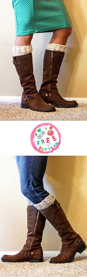 two-toned-boot-cuffs-free-crochet-pattern-2020