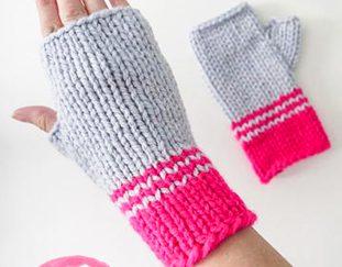 basic-knit-hand-warmer-free-crochet-pattern