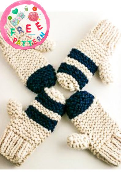 thick-garter-stitch-mitts-free-crochet-pattern