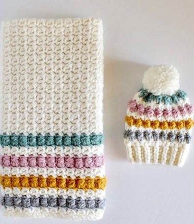 crochet-even-berry-stitch-baby-hat-free-pattern-2020
