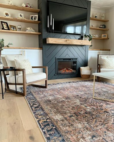 how-to-make-a-decorative-fireplace